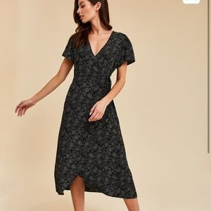 Monk and Lou dress